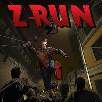 Portada oficial de Z-Run PSN para PSVITA