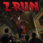 Portada oficial de de Z-Run PSN para PSVITA