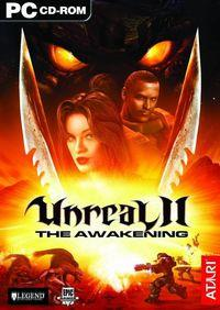 Portada oficial de Unreal 2: The Awakening para PC
