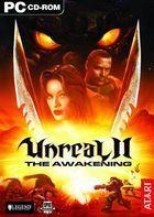 Portada oficial de de Unreal 2: The Awakening para PC