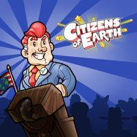 Portada oficial de Citizens of Earth para PS4