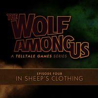 Portada oficial de The Wolf Among Us: Episode 4 - In Sheep's Clothing PSN para PS3