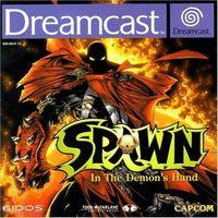 Portada oficial de Spawn: In the Demon's Hand para Dreamcast