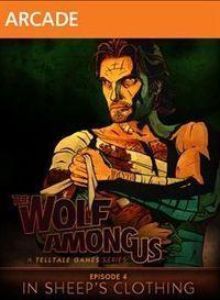 Portada oficial de The Wolf Among Us: Episode 4 - In Sheep's Clothing XBLA para Xbox 360