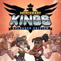 Portada oficial de Mercenary Kings: Reloaded Edition para PSVITA