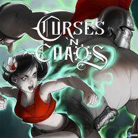 Portada oficial de Curses 'n Chaos para PS4