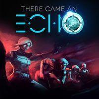 Portada oficial de There Came an Echo para PS4