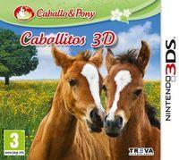 Portada oficial de Caballitos 3D para Nintendo 3DS