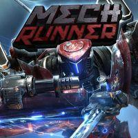 Portada oficial de MechRunner para PS4