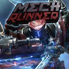 Portada oficial de de MechRunner para PS4