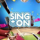 Portada oficial de de SingOn PSN para PS3