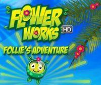 Portada oficial de Flowerworks HD: Follie's Adventure eShop para Wii U