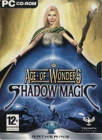 Portada oficial de Age of Wonders: Shadow Magic para PC