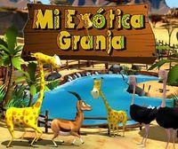 Portada oficial de Mi exótica granja eShop para Wii U