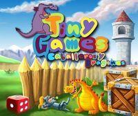 Portada oficial de Tiny Games - Caballeros y Dragones eShop para Nintendo 3DS