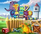 Portada oficial de de Tiny Games - Caballeros y Dragones eShop para Nintendo 3DS