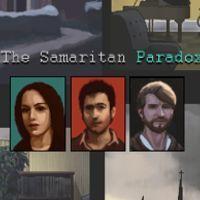 Portada oficial de The Samaritan Paradox para PC