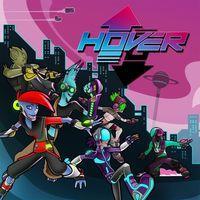 Portada oficial de Hover para PS4