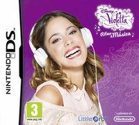 Portada oficial de Violetta para NDS