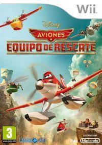 Portada oficial de Planes: Fire & Rescue para Wii