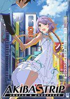 Portada oficial de de Akiba's Trip: Undead & Undressed para PS4