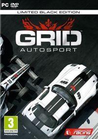 Portada oficial de GRID: Autosport para PC