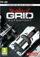 Portada oficial de de GRID: Autosport para PC