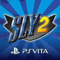 Portada oficial de Sly 2: Ladrones de Guante Blanco HD PSN para PSVITA