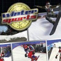 Portada oficial de Winter Sports PS2 Classic PSN para PS3
