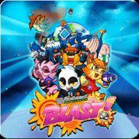 Portada oficial de Wicked Monsters BLAST! HD PSN para PS3