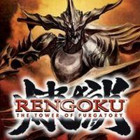 Portada oficial de Rengoku - The Tower of Purgatory para PSP