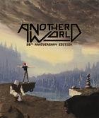 Portada oficial de de Another World - 20th Anniversary Edition para PS4