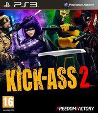 Portada oficial de Kick-Ass 2  para PS3