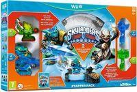 Portada oficial de Skylanders Trap Team para Wii U