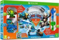 Portada oficial de Skylanders Trap Team para Xbox One
