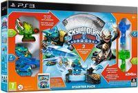 Portada oficial de Skylanders Trap Team para PS3