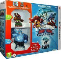 Portada oficial de Skylanders Trap Team para Nintendo 3DS