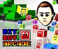 Portada oficial de Bit Boy!! ARCADE eShop para Nintendo 3DS