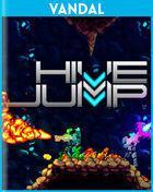 Portada oficial de de Hive Jump para PC