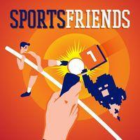 Portada oficial de Sportsfriends para PS4
