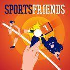 Portada oficial de de Sportsfriends para PS4