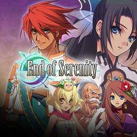 Portada oficial de End of Serenity PSN para PSP