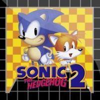 Portada oficial de Sonic the Hedgehog 2 PSN para PS3