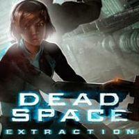 Portada oficial de Dead Space Extraction PSN para PS3