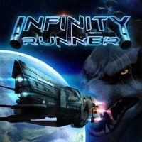 Portada oficial de Infinity Runner para PS4