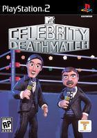 Portada oficial de de Celebrity Deathmatch para PS2