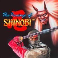 Portada oficial de The Revenge of Shinobi PSN para PS3