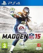 Portada oficial de de Madden NFL 15 para PS4