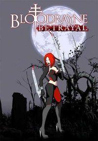 Portada oficial de BloodRayne Betrayal para PC