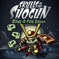 Portada oficial de Skulls of the Shogun: Bone-a-Fide Edition para PS4